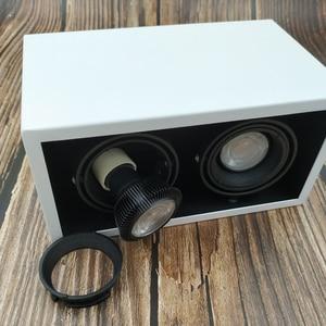 Image 4 - Led シーリングライトダブルスポット led ランプ交換可能な GU10 5 ワット led 電球マウント天井光ランプの装飾照明ホーム