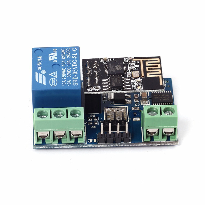 ESP8266-5V-Wifi-Relay-Module-Remote-Control-Switch-Phone-APP-For-Smart-Home-IOT-Transmission-Distance (1)