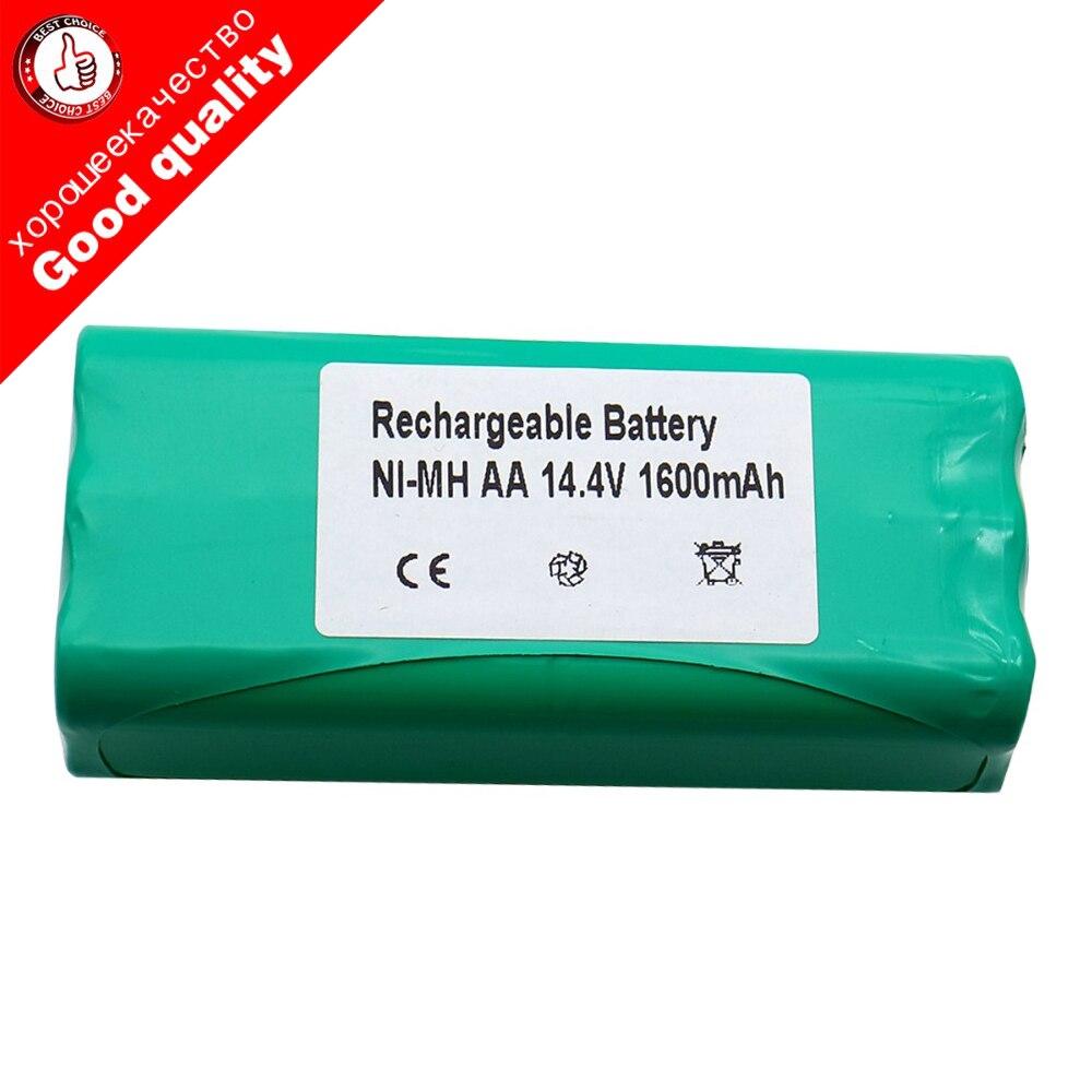 14.4 V 1600 mAh Ni-MH Bateria Recarregável Aspirador de pó Robô para libero V-M600/M606 V-botT270/271 para filhote V-M600