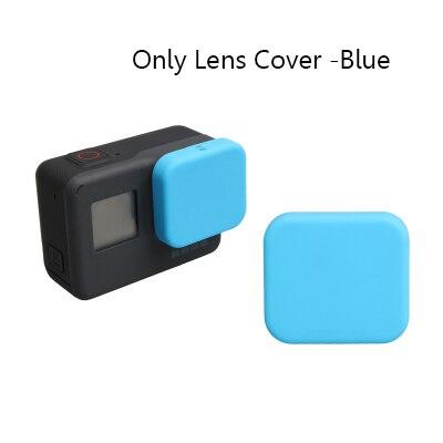 Lens Cover-Blue