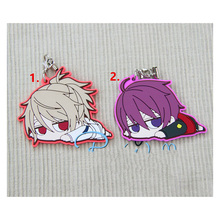 De Llaveros Anime Keychain Prince of STRIDE Yagami Riku Suwa Reiji Bag Pendant Keychain Portachiavi Keyrings Pendant Gift