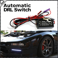 (1) LED Daytime Running Light Automatic On/Off Switch Controller Module Box (Enable DRL Turn On When Engine Starts)