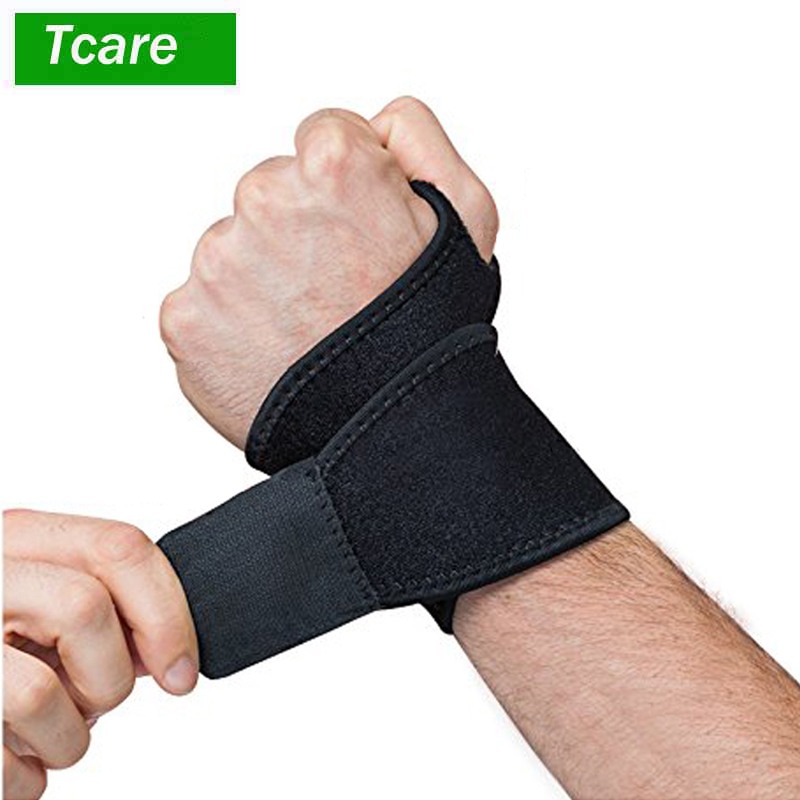 2Pcs Reversible Wrist Brace Support Fitted Right/Left Thumb Stabilizer Adjustable Wrist Support Wrap for Volleyball Badminton