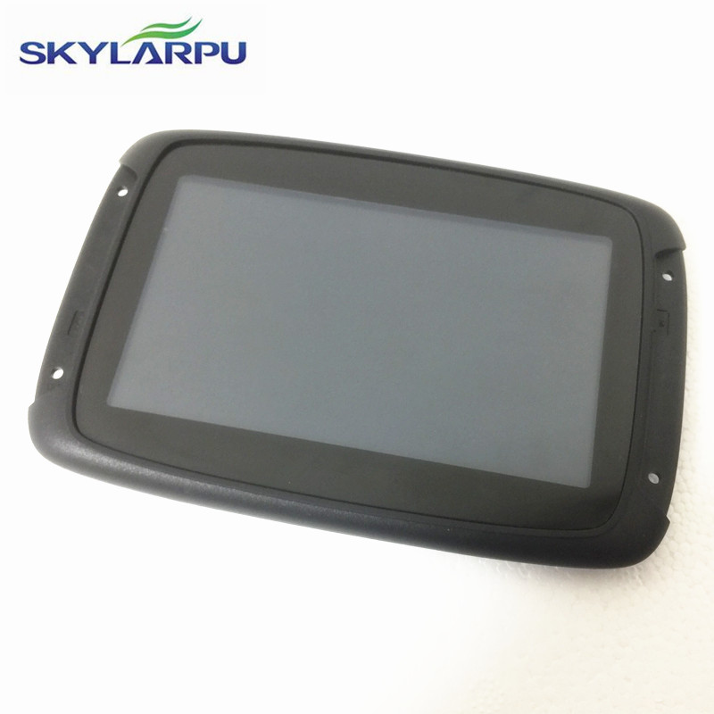 skylarpu 4.3 inch LCD screen for TomTom Rider 400 410 450 Motorcycle GPS LCD display screen with touch screen digitizer panel new tom tom gps touchscreen tomtom one xl 340 350 touch screen panel digitizer page 7