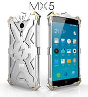 High Quality Aviation Aluminum Thunder Simon Thor Back Shell Thor Case Cover For Meizu MX5 Anti