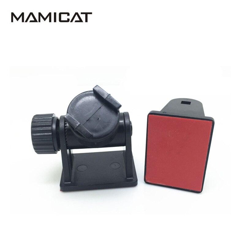 Double usage général Côté 3 M collant Mont Holder Support pour Automobile Voiture GPS Enregistreur DVR Caméra Support