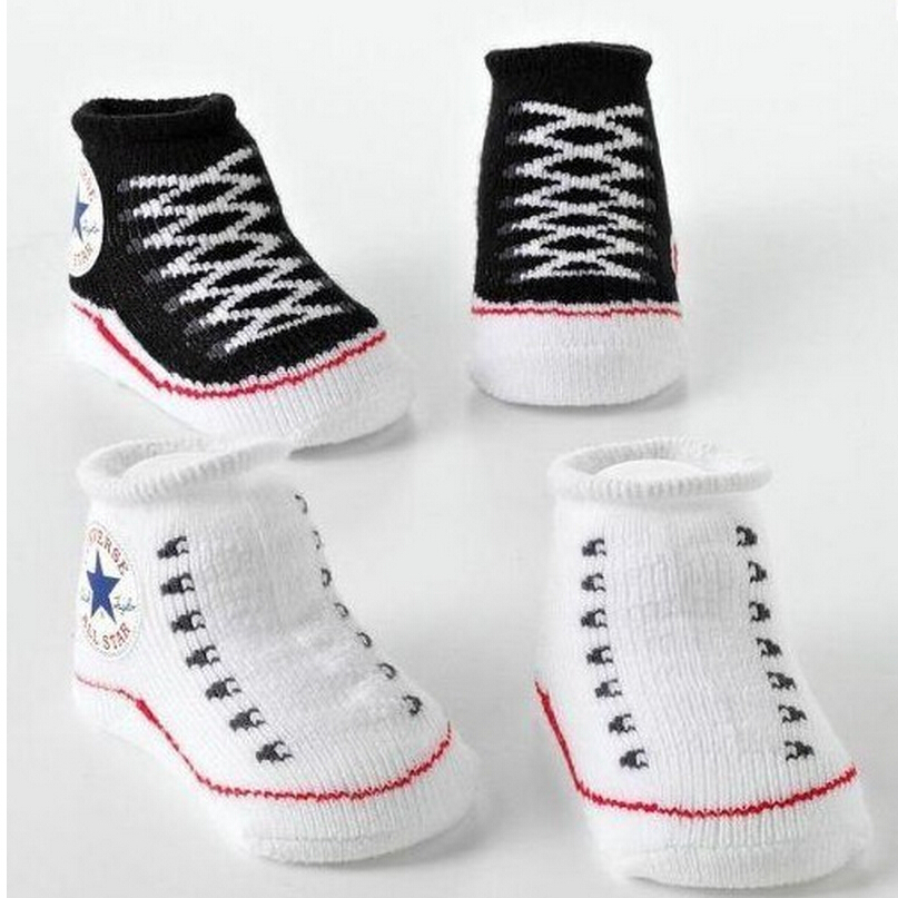 Infant Toddler Baby Boy Girls Socks