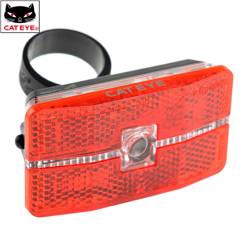 CATEYE REFLEX TL-LD560-BR(5)R Bicycle Rear Light & REFLEX AUTO TL-LD570-BR(5)R Cycling Rear Light MTB Mountain Bike Lamp gina viegliņa valliete atradene un eņģelis