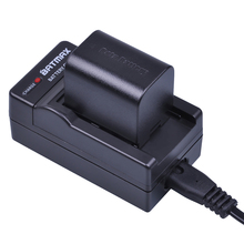 1 шт. 2670 мАч BN-VG121, VG121U, VG121US Батарея + стены Зарядное устройство Наборы для JVC Everio GZ-E серии BN-VG138 BN-VG107U VG114 видеокамеры