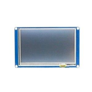 "Image 5 - 5.0 ""Nextion Hmi Intelligente Smart Usart Uart Seriële Touch Tft Lcd Module Display Voor Raspberry Pi 2 Een + B + Ard Kits"