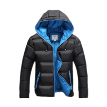 2017 Hot Selling Fashion Casual winter jacket men Coat Comfortable High Quality Jacket 6 Colors Plus Size S-4XL Hot