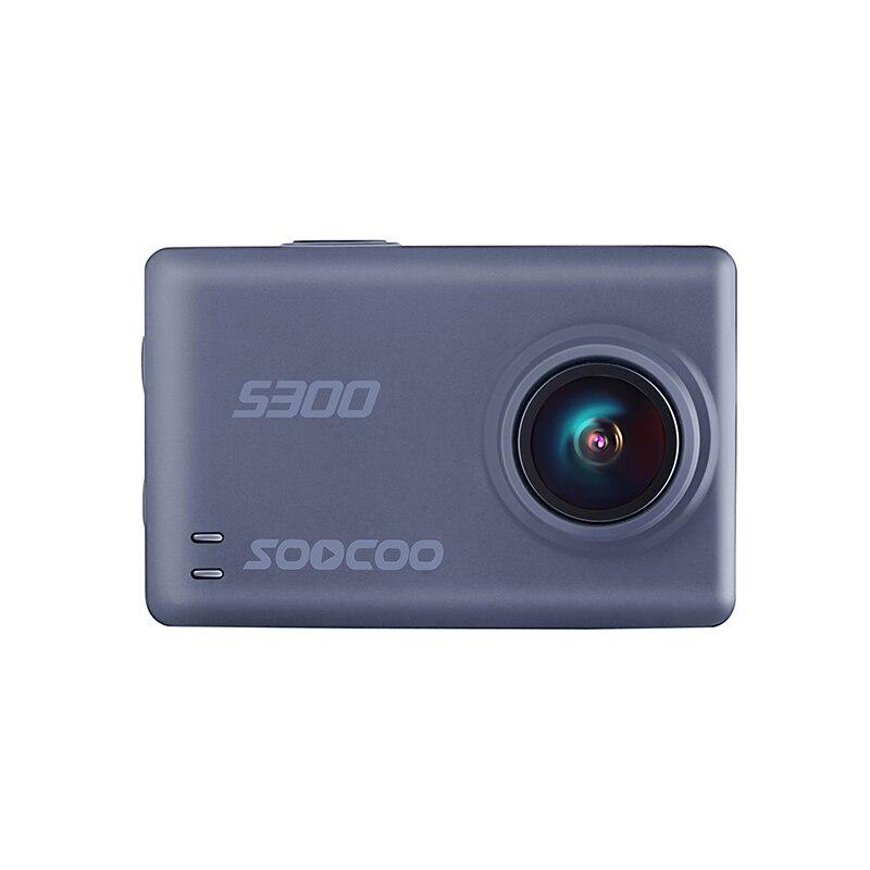 Caméra d'action Sport en plein air UHD étanche DV caméscope 4 K 30FPS 2.35