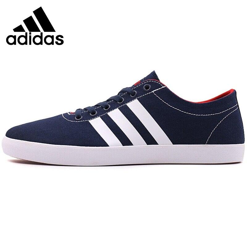 Prix pour Original Nouvelle Arrivée 2017 Adidas NEO Étiquette FACILE VULC Hommes de Planche À Roulettes Chaussures Sneakers