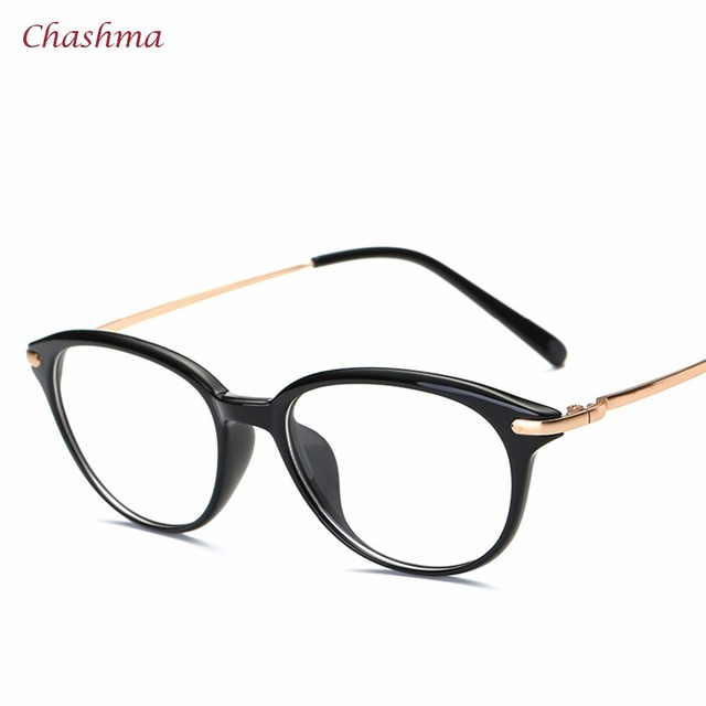 b5513f4d0b3fe Chashma Marca Mulheres Óculos Olhos de Gato Óculos Ópticos Armações de  Óculos de Moda Elegante Fresco