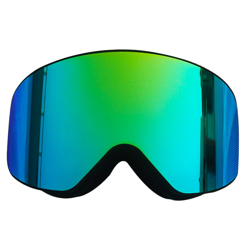 New HD mirror ski goggles double layers UV400 anti-fog snow snowboard ski mask glasses  men women Outdoor climbing glasses hot(China)