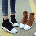 European Station 2016 autumn knitting high-end shoes to help increase the high-end loose-end shoes leisure sports shoes