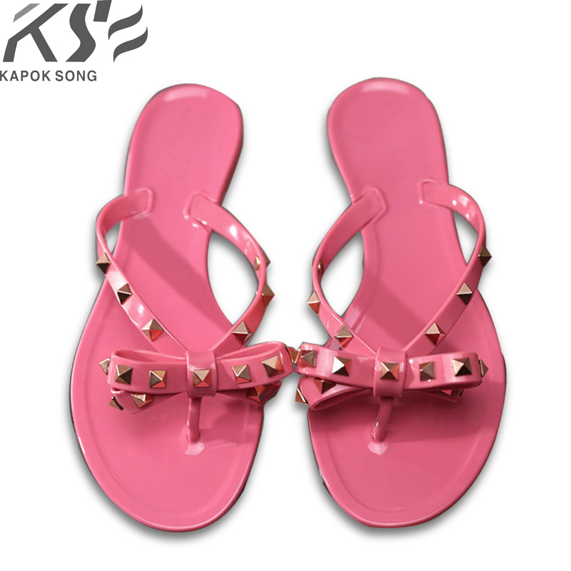 2018 Revit slide sandals women luxury designer genuine cow really leather lady shoes V flats slippers women fashion design women sneaker cow really leather flats luxury brand designer shoes casual shoes new fashion model confortable shoes lady