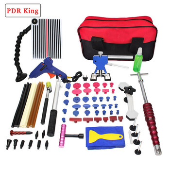 PDR Tools For Dent Removal Paintless Dent repair tools line board Reflector Dent Repair Tools slide Hammer Glue Tabs Glue glun