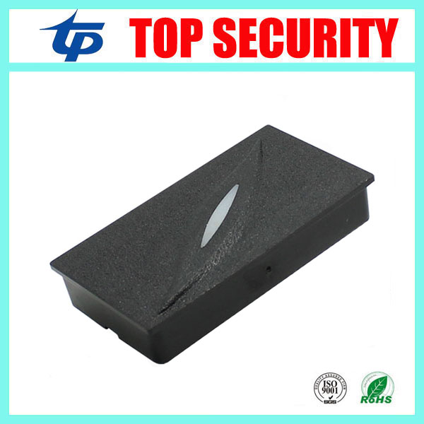 Free shipping 13.56MHZ smart card access control system weigand34 card reader IP65 waterproof outdoor RFID card reader KR101 125khz rfid card smart card access control ip65 waterproof metal proximity card access control with keypad weigand in and out