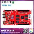 Xixun M20 полноцветный из светодиодов платы управления открытый RGB из светодиодов дисплей плата контроллера для наружного из светодиодов электронные из светодиодов видеостены
