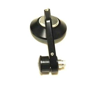 Image 4 - Espejo retrovisor redondo de 7/8 pulgadas para motocicleta, espejo retrovisor negro para motocicleta