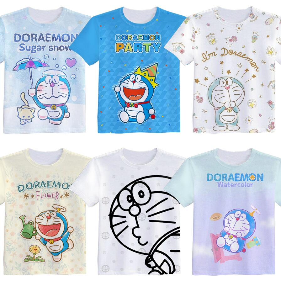 Hot New Anime Tinker Bell Doraemon Woman Man Cartoon Lovely Printing Custom Made T-shirt Tees Christmas Gift Fancy Fashion Cool