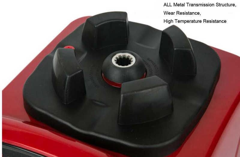 2800 w BPA livre 3.3HP 4L Heavy Duty Poder Misturador Liquidificador Processador de Alimentos Juicer Liquidificador Comercial Profissional Japão Lâmina