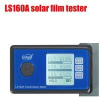 Купить с кэшбэком LS160A Solar Film Tester, Portable Solar Film Transmission Meter ,Resolution: 0.1% VL/UV/ IR 3 in 1 tester