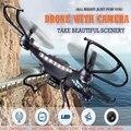 Jjrc H8c Rc Drones Com Câmera Câmera Voando Dron Helicóptero do Controle De Rádio Brinquedos de Controle Remoto Rc Quadcopter Drones Profissionais