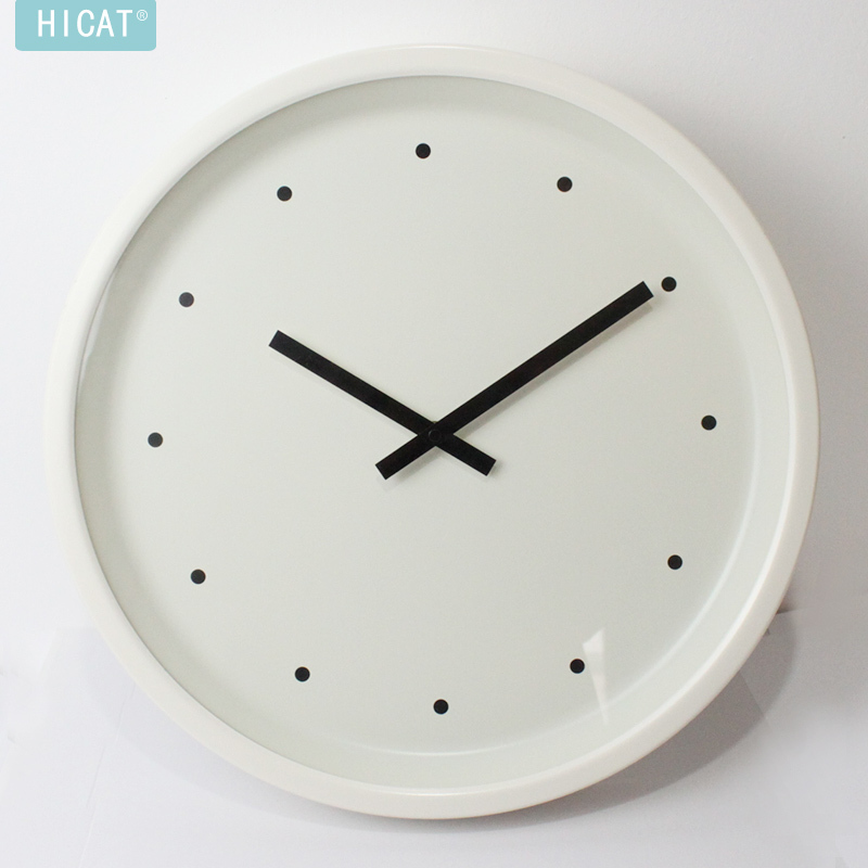 43cm Oversized IKEA Muji Simple Fashion Style Living Room Wall Clock Bedroom Home Quartz Watch