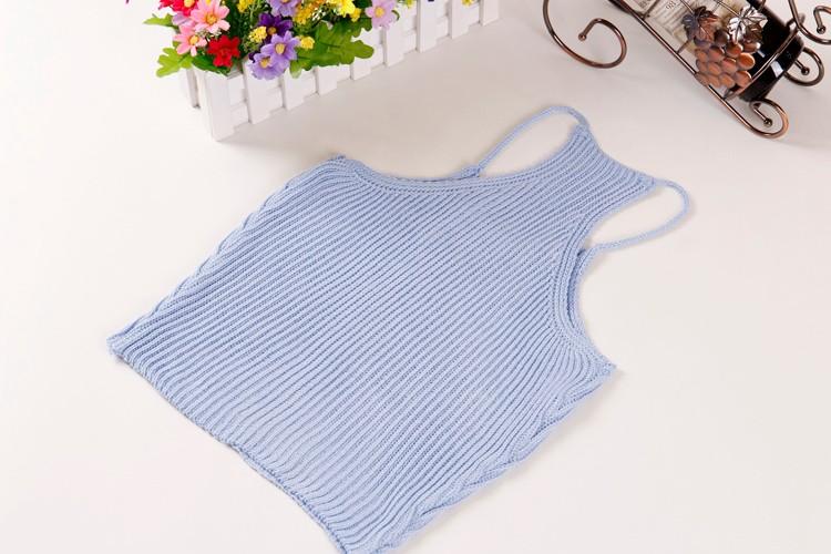 HTB1nSQJLFXXXXabXXXXq6xXFXXXe - FREE SHIPPING Women's Short Cropped Knitted Tank Tops JKP308