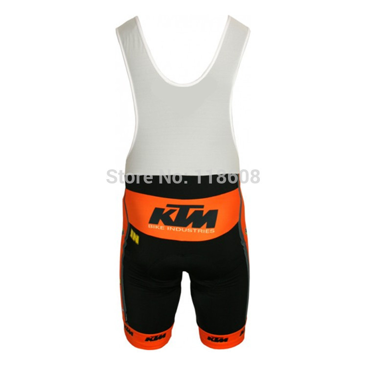 ffc96fcfe KTM cycling jersey bib shorts set Racing Bicycle Bib Pants Shorts For Man Bicycle  clothing ropa ciclismo Maglia Ciclismo KTM-in Cycling Jerseys from Sports  ...