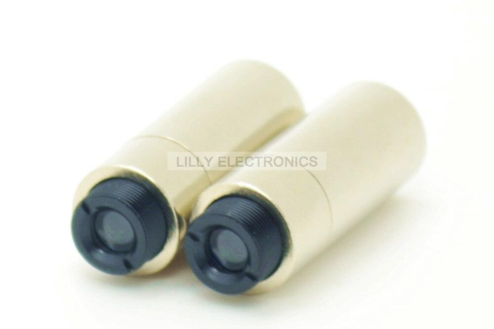 5pcs  12x30mm 5.6mm TO-18 Laser Diode Metal Housing For DIY Laser Module