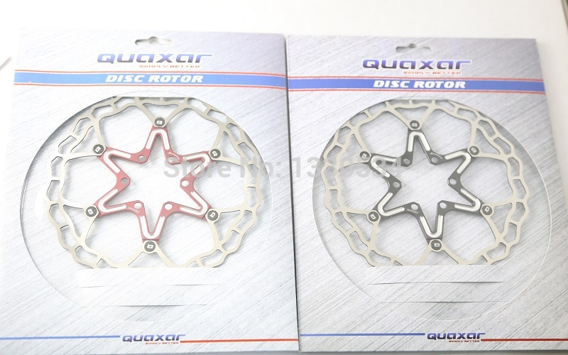 Quaxar Axim ultralight floating rotor for disc brake 180 mm 180mm,5