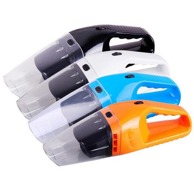 Autos Parts Portable Car Vacuum Cleaner Wet And Dry Dual-Use Super Suction 5Meter 12V 120W
