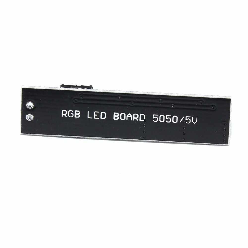 RGB 5050 LED Licht Boord 5 V 12 V 16 V 3 S 4 4S 7 Kleuren Schakelaar voor RC 250 QAV250 FPV Quadcopter Multicopter F16184/85/F17711