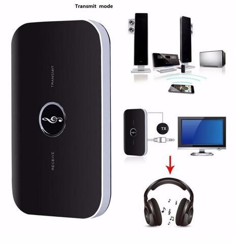 Bluetooth 4.0 Transmitter Receiver HIFI Wireless Audio Receiver A2DP Audio Player Aux 3.5mm Bluetooth Adapter for Car Speakers Pakistan