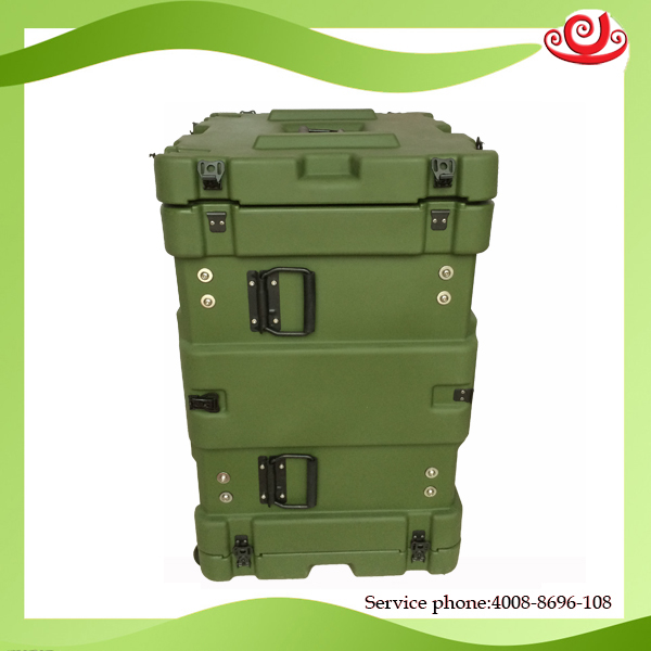 Tricases Factory New Style ODM/OEM Shock Mount Rack For Device Outside Wild Mount Waterproof Rack Case RU080
