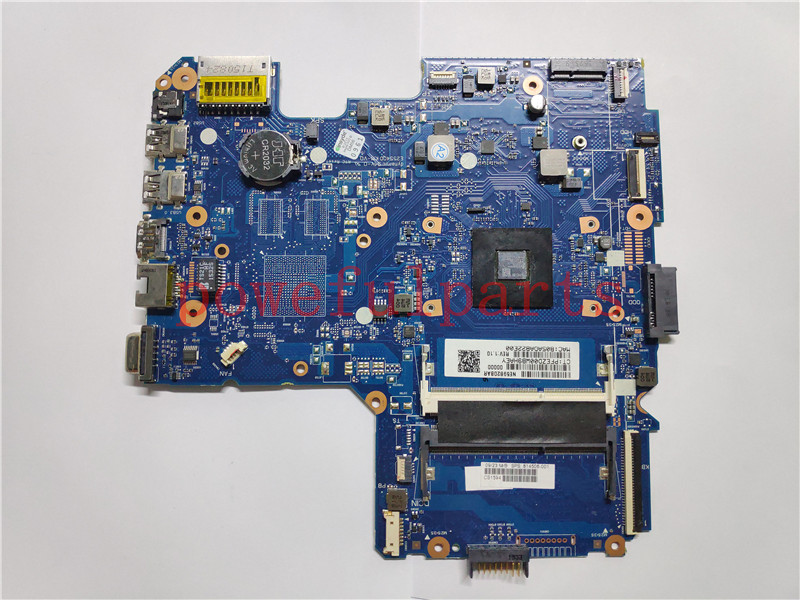 100% new for HP 245 G5 14-AF 14Z-AF Motherboard 814506-001 814506-501 814506-601 with E1-6015 cpu 6050A2731601-MB-A01