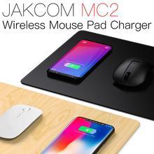 JAKCOM MC2 Mouse Pad Sem Fio Carregador venda Quente em Acessórios Como automático indutivo de carregamento Inteligente de desktop À Prova D' Água