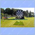 2017 Giant Inflatable Foot Darts, Inflatable Soccer Darts, Inflatable Football Darts Game,Big Balls and Air Blower Included