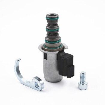Новый электромагнитный клапан в сборе 459/M2874 25/220804 подходит для экскаватора-погрузчика JCB 3CX