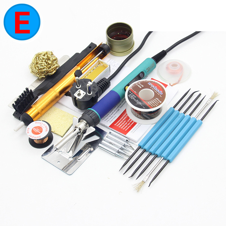 CXG936d digital display temperature control electric iron 110V/220V internal heating constant temperature soldering iron househo 220v 35w eu plug constant temperature 180c degree mini diy use electric iron 10x6x7cm