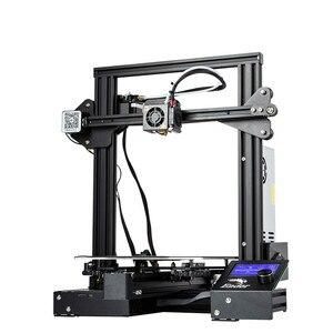 Image 3 - Ender 3 פרו 3D מדפסת ערכת Upgrad Cmagnet לבנות צלחת Ender 3Pro לחדש הפסקת חשמל הדפסה מתכוון גם כוח Creality 3D