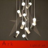 FREE SHIPPING New Design Modern Brief Led Pendant Light House 6 Bird Circly Pendant Lamp Pendant