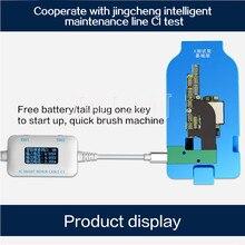JC TX-BAS/TX-PRO/TXS-BASt motherboard layered test stehen für iphone x xs motherboard test batterie- freies schnell pinsel werkzeug