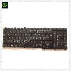 Французская клавиатура Azerty для toshiba Satellite MP-09N16F0-5281 0KN0-Y37FR02 H000028040 V114326CK1 V000220260 FR