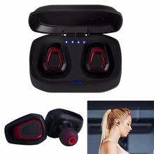 A7 TWS Wireless Bluetooth Headset Stereo Handfree Sports Bluetooth Earphone With