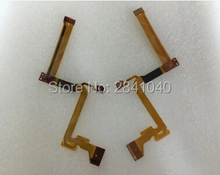 FREE SHIPPING! NEW Video Camera Repair Parts for PANASONIC HC-V10GK V10 EF EG EP GA GC EG GK LCD Flex Cable цена в Москве и Питере