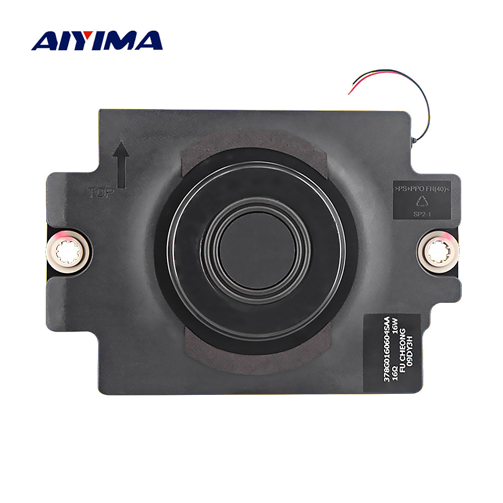 AIYIMA 2.2 Inch Passive Bass 16W 16Ohm Speakers DIY For TV ...